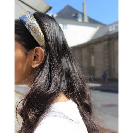 Pico Hårbånd, Aurora, Pico Copenhagen hårbøjle i stof.