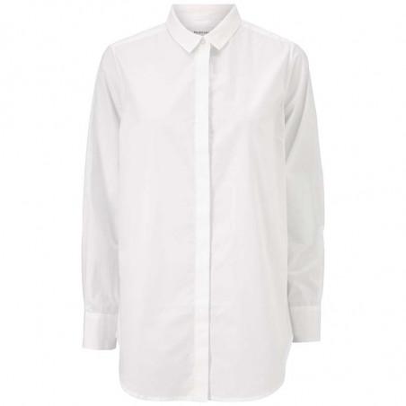 Modström Skjorte, Arthur, Off White Modstrøm hvid skjorte