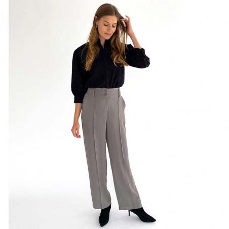Minus Skjorte, Andora, Black Minus Shirt look