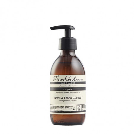 Munkholm Bath & Body Oil, Neroli og Litsea Cubeba Organic
