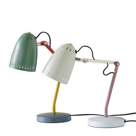 Superliving Bordlampe, Dynamo 10 års Jubilæum lampe, Pastel & Mixed