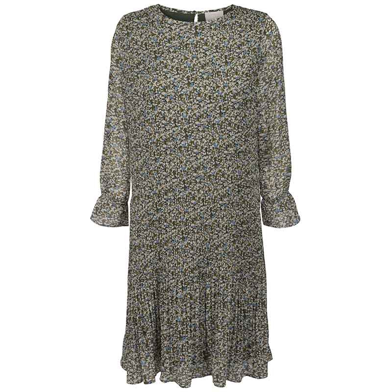 Minus Kjole, Rikka, Greenery Print Minus fashion