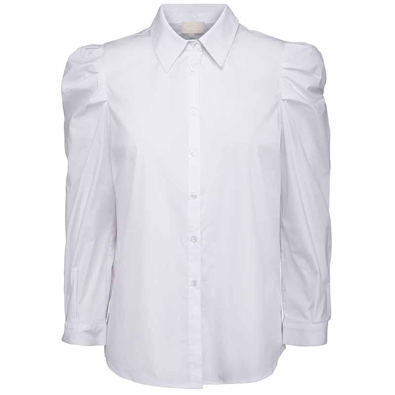 Elayna skjorte, Minus, forfra model