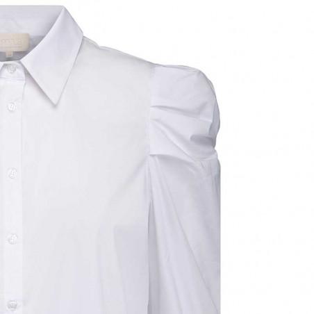 Elayna skjorte, Minus, skulder pufærmer