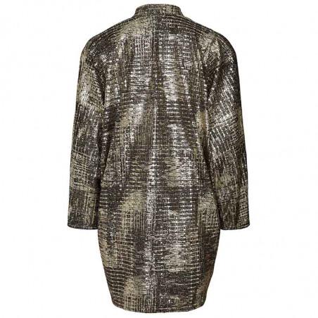 Lollys Laundry Kimono, Kimmi, Gold ryg