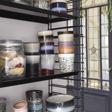 HK Living Krus, Ceramic 70's, Rock hk living dk hk living danmark Keramik på reol