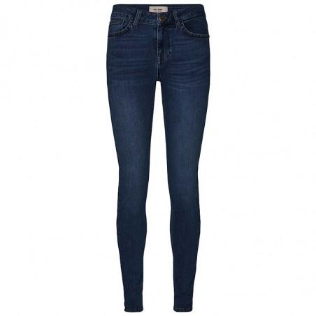 Mos Mosh Jeans, Alli Core, Blue Denim Mos Mosh bukser