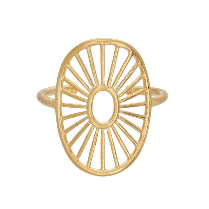 Pernille Corydon Ring, Daylight, Guld