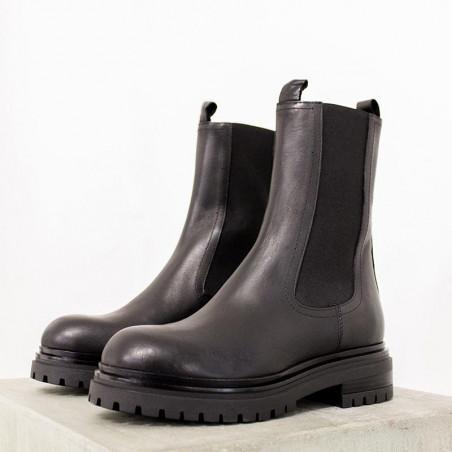 Bukela Combat Støvler, Teo, Black side