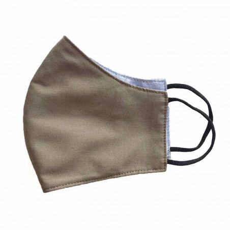 FacemaskN-mundbind-ansigtsmaske - mudder comfort-maske genanveneligt mundbind.
