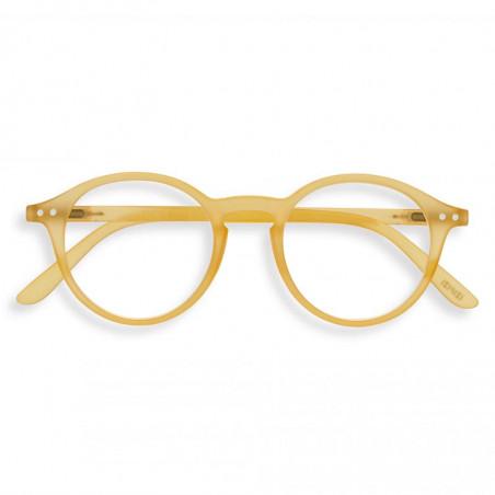 Izipizi Briller, D Reading, Yellow Honey - Izipizi læsebriller unisex