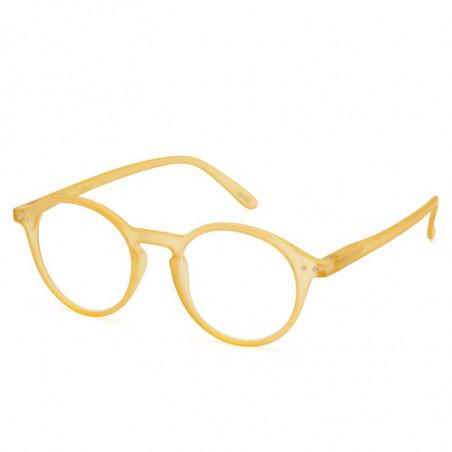 Izipizi Briller, D Reading, Yellow Honey - Izipizi læsebriller
