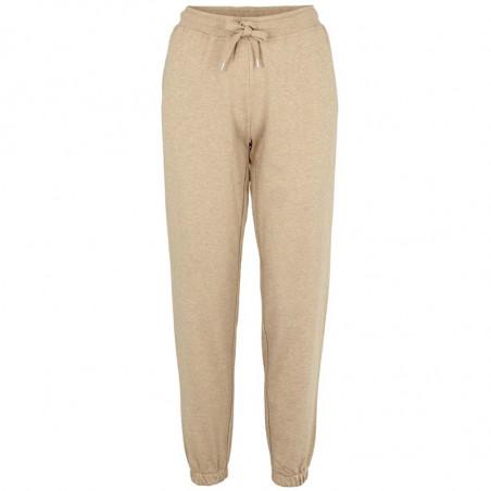 Basic Apparel Bukser, Maje Sweat Pants, Camel melange