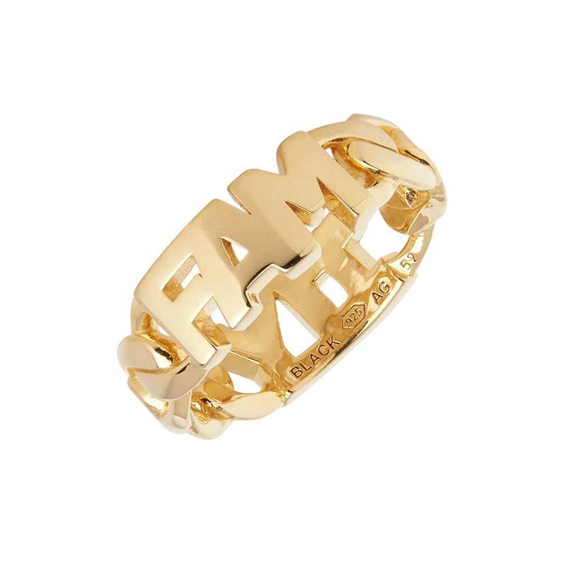 Maria Black Ring, Family, Guld Maria black smykker