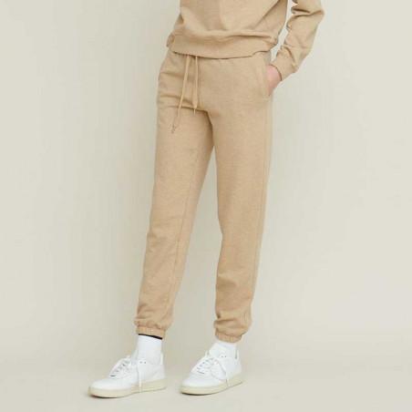 Basic Apparel Bukser, Maje Sweat Pants, Camel melange Joggingbukser