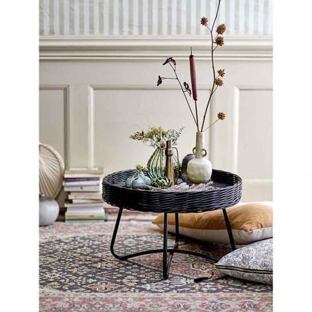 Bloomingville Vase, Aflang m/hanke, Natur Setting