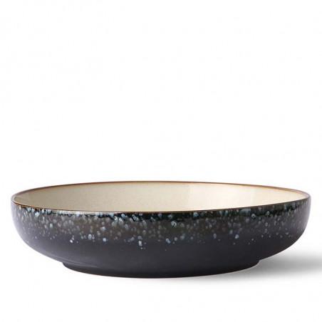 HK Living Salat Skål, Ceramic 70's, Galaxy HK Living keramik skål