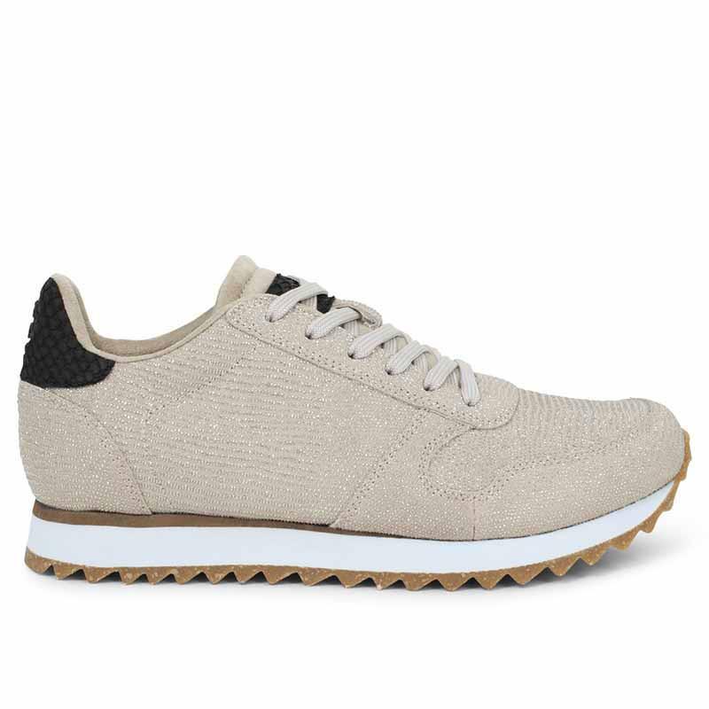 Woden Sneakers, Ydun Pearl II, Pelican