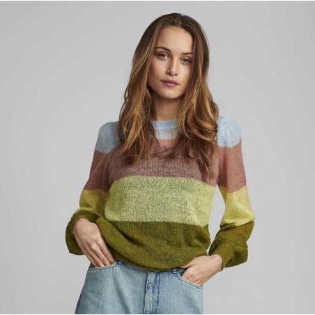 Nümph Strik, Nucasey, Calla Green, Numph tøj - model