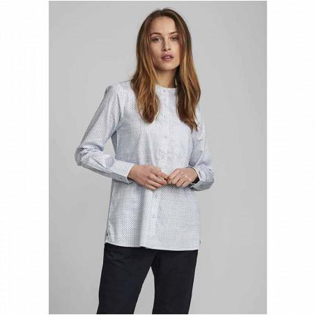 Nümph Skjorte, Nuchara, Pristine numph shirt på model