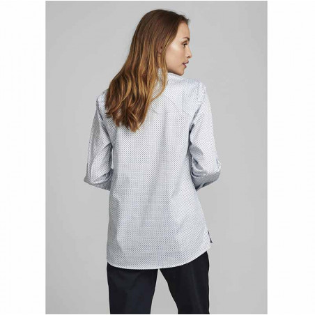 Nümph Skjorte, Nuchara, Pristine numph shirt på model set bagfra