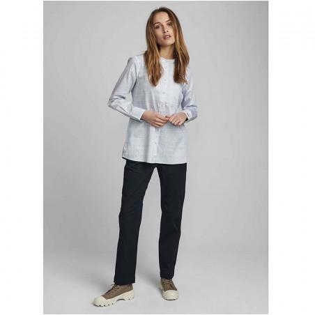 Nümph Skjorte, Nuchara, Pristine numph shirt på model look