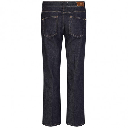 Mos Mosh Jeans, Cecilia Cover Ankle, Dark Blue bagside