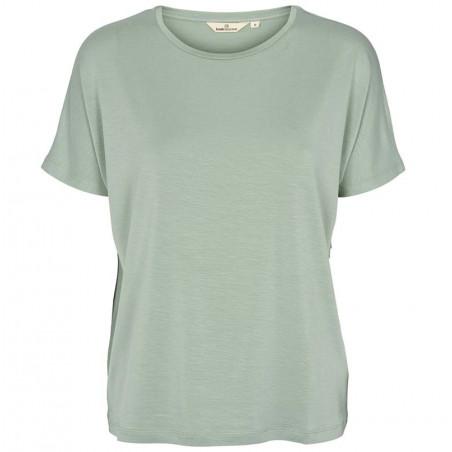 Basic Apparel T-shirt, Joline SS, Jadeite