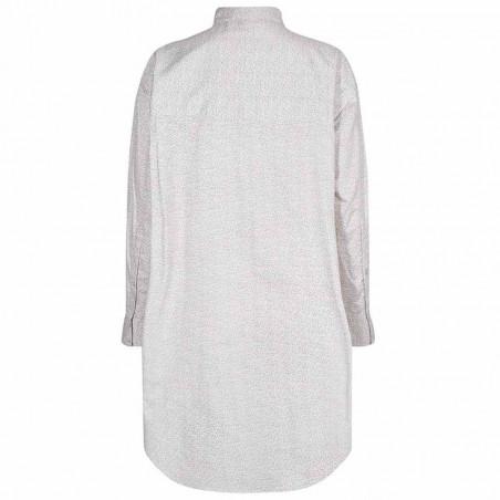 Nümph kjole, Nucaila, Tannin numph oversize skjorte bagfra