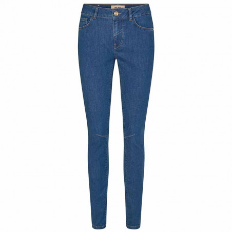 Mos Mosh Jeans, Naomi Cover jeans Regular Fit, Blue