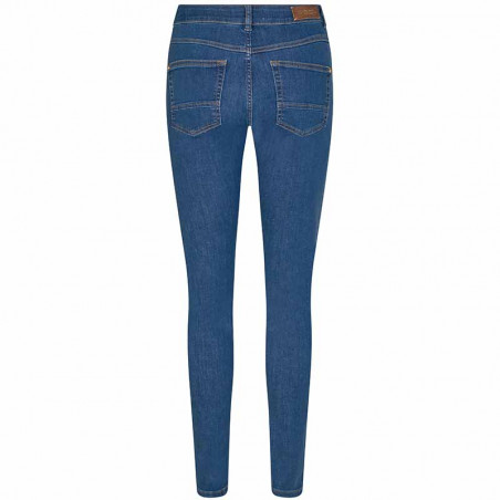 Mos Mosh Jeans, Naomi Cover jeans Regular Fit, Blue bagfra