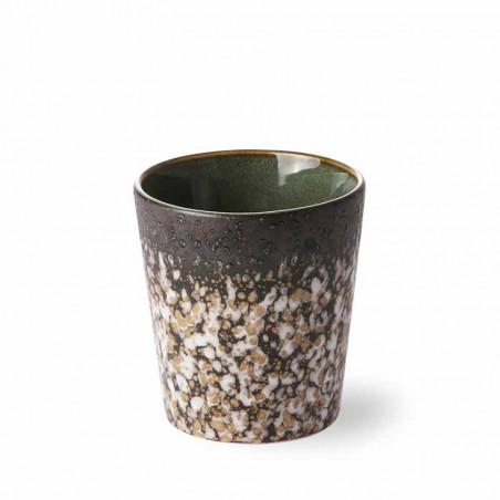 HK Living Krus, Ceramic 70's, Mud hk living dk coffee mug