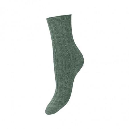 Beck Søndergård Strømper, Glitter Drake Socks, Army Beck Söndergaard socks