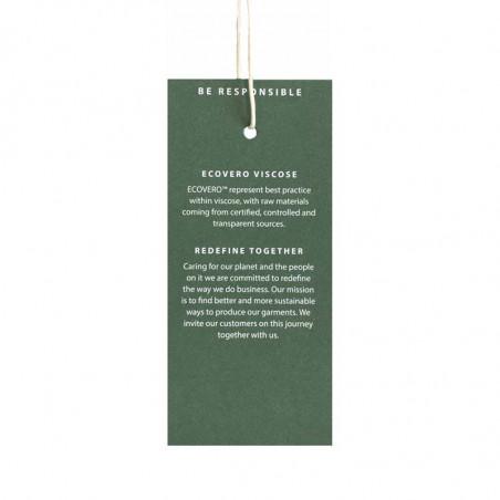 Minus Bluse, Mersin strik, Pink Lemonade Bæredygtig Ecovero