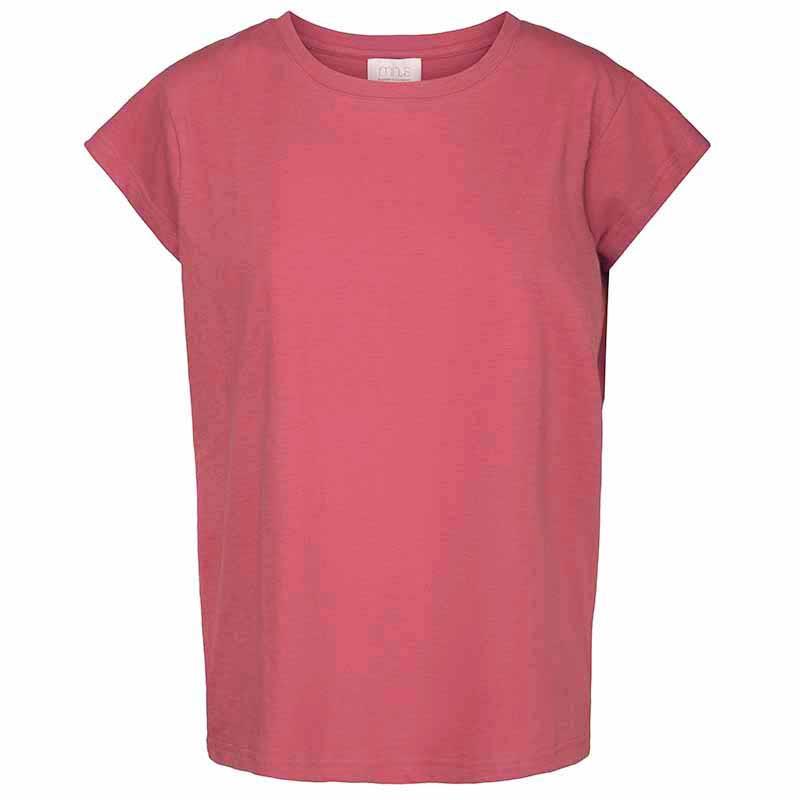 Minus T-shirt, Leti tee, Pink Lemonade Minus tøj til kvinder