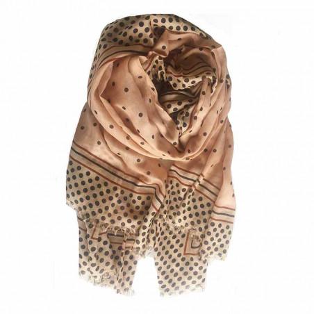 Beck Söndergaard Tørklæde, Dotka Como scarf, Adobe Rose Beck Søndergård accessories