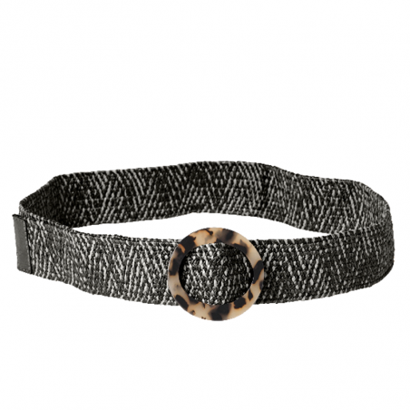 Beck Söndergaard Bælte, Zia Dede Belt, Black, Beck Søndergård accessories