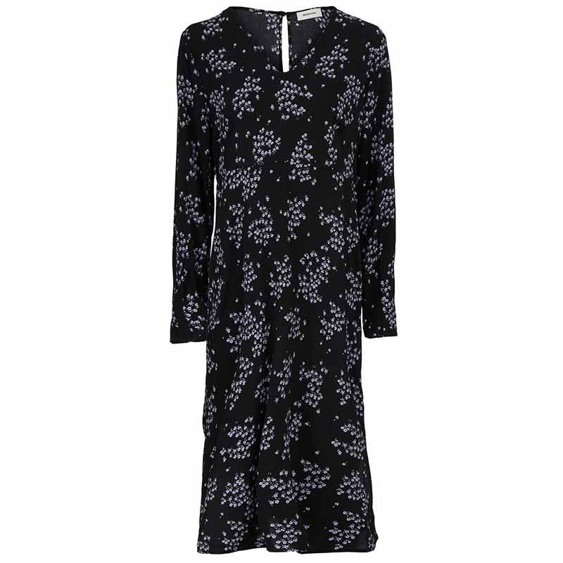 Modström Kjole, Hunch Print Dress, Flower Pond Modstrøm tøj