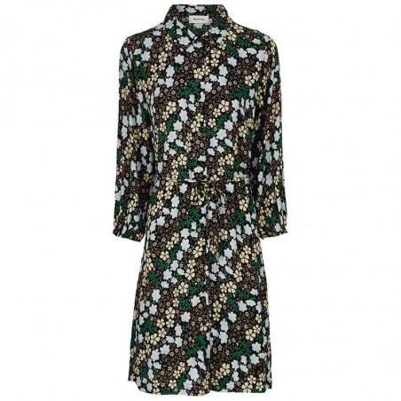 Modström Kjole, Harlow Print Dress, Blossom Field Modstrøm kjole
