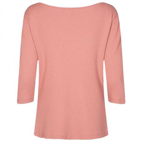 Nümph T-shirt, Nudari, Ash Rose numph bluse rosa ryg