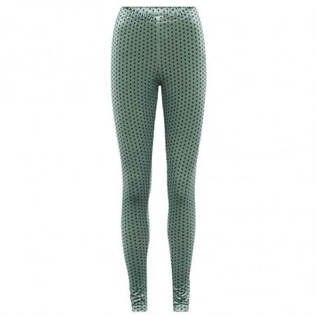 Hunkøn Bukser, Maddie Leggings, Green Dot