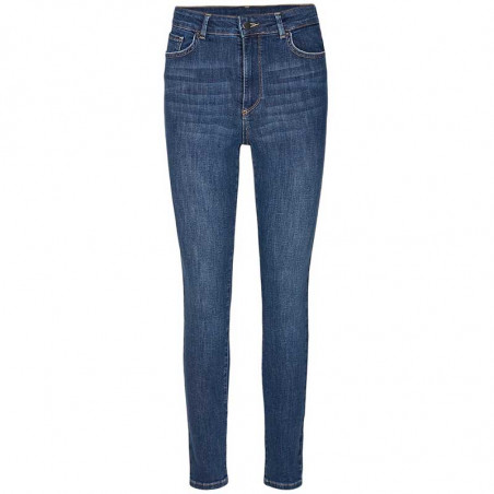 Nümph Jeans, Nucanyon, Medium Blue Denim numph blue jeans
