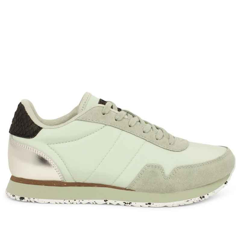 Woden Sneakers dame, Nora IlI, Desert Sage woden sko dame woden sko forhandler