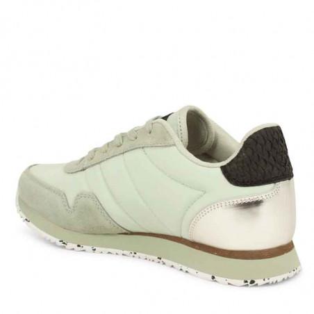 Woden Sneakers dame, Nora IlI, Desert Sage woden sko dame bagfra
