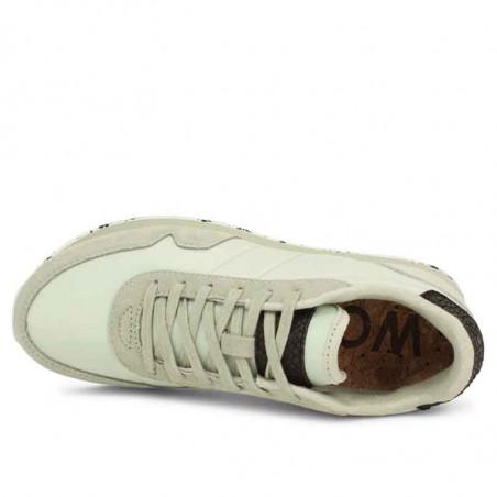 Woden Sneakers dame, Nora IlI, Desert Sage woden sko dame top