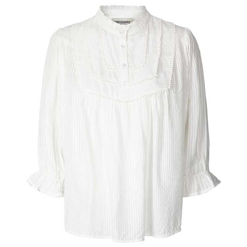 Lollys Laundry Bluse, Huxi Shirt, White
