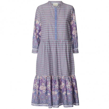 Lollys Laundry Kjole, Naja Dress, Flower Print