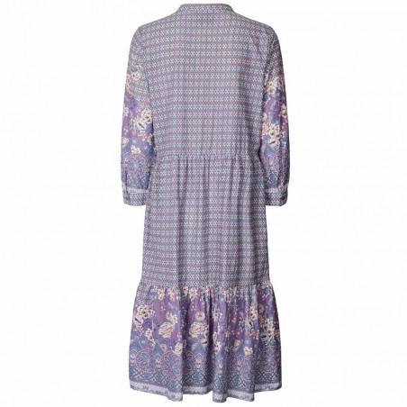 Lollys Laundry Kjole, Naja Dress, Flower Print ryg