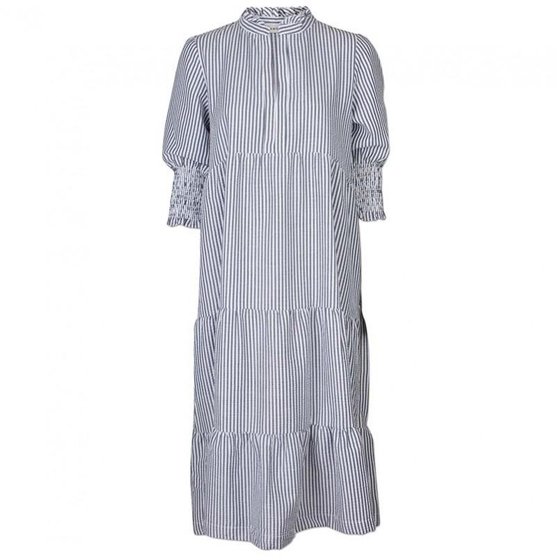 Six Ames Kjole, Lise Dress, Night Sky