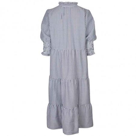 Six Ames Kjole, Lise Dress, Night Sky ryg